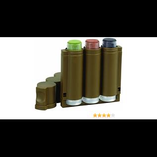Hunters Specialties Speed Camo Tri-Color Makeup Sticks 3pk