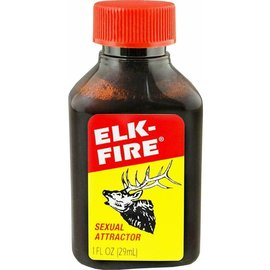 Wildlife Research Wildlife Research Elk Fire Hunting Scent 1oz