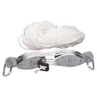 1000 lb Rope Hoist 65'