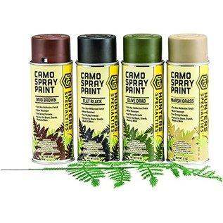 Hunters Specialties Camo Spray Paint Kit 4pk