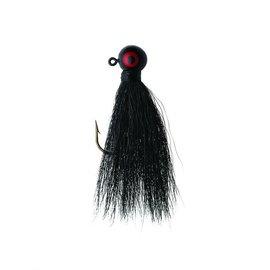 Eagle Claw Eagle Claw Bucktail Jig 1/8 oz 4 pk