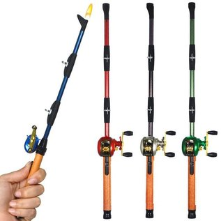 Gibson Bait Cast Real Fishing Pole Lighter