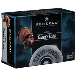 """Federal Federal Strut-Shok 12 ga, 3 """", #5, 1-7/8 oz, 1210 fps, 10 rnds"""