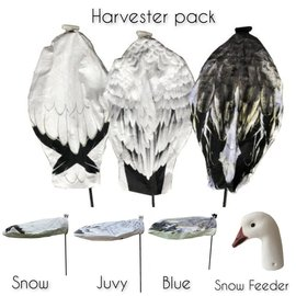 Goose Windsock Decoy Harvester 8 Dozen Pack