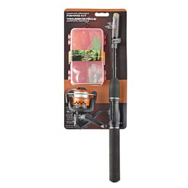 South Bend Ready 2 fish Complete, Portable Fishing Kit