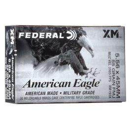 Federal Federal AE 5.56x45mm 55gr FMJ