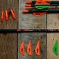 "Arachnid Archery Arachnid Archery Huntsman Arrows ""S"" 6 pk"