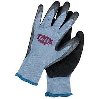Berkley Berkley Non-Slip Coated Fisherman's Glove Blue & Grey