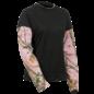 Yukon Gear Black w/ Pink Camo Long Sleeve Shirt