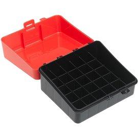 Plano Plano 12 or 16 ga Ammo Box 25 rnd , Red