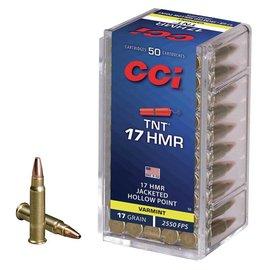 CCI CCI TNT 17 hmr 17 gr 50 rnd