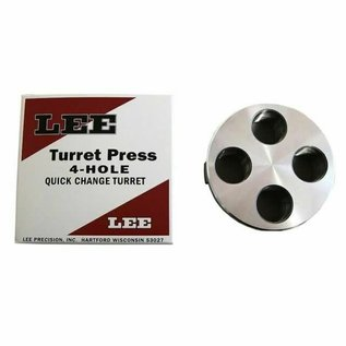 Lee Lee Turret Press 4 - Hole