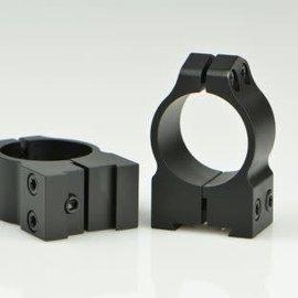 Warne Warne Rings CZ 550 30mm  Med