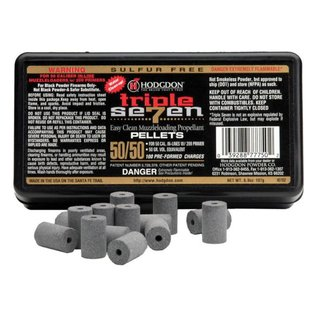 Hodgdon Hodgdon Triple Seven Muzzleloading Pellets 50Cal 50Gr 100Bx