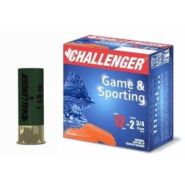 """Challenger 12 ga Lead  -  Challenger Target Load 2 3/4"""", 1 1/8oz. #7.5"""
