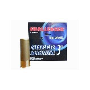 """Challenger 12 ga Lead - Challenger Super Magnum 3"""", #6, 1 7/8 oz 25 rnds"""