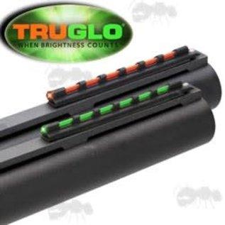 TruGlo TruGlo Glo-Dot Universal Fiber Optic Shotgun Front Sight, Green