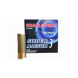 """Challenger Challenger Super Magnum 12 ga, 3 """",  BB, 1-1/8 oz, 25 rnds"""