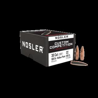 Nosler Nosler Custom Competition 30 Cal (.308) 168 gr 100 ct
