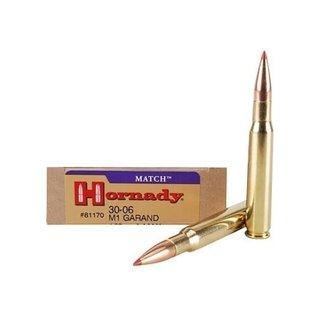 Hornady Hornady Match 30-06 M1 Garand168 gr A-Max