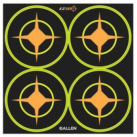 "Allen Allen EZ See Adhesive Aiming Dots 3"" 12pk"