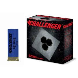 "Challenger 12 ga Lead Slug  -  Challenger Target Slug 2-3/4"" 25 Rnd"