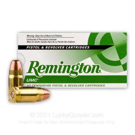 Remington Remington 357 Sig, 125 gr MC, 50 rnds