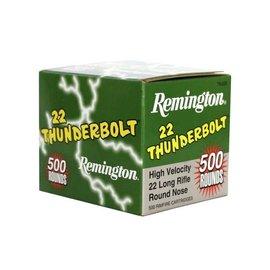 Remington Remington Thunderbolt 22lr 40 gr 500 pk