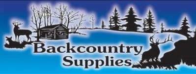 Backcountry Supplies