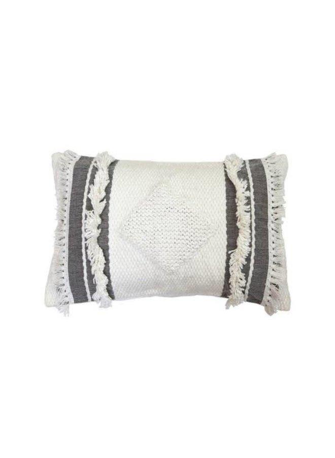 """Hand Woven Milo Pillow 14""""x22"""""""