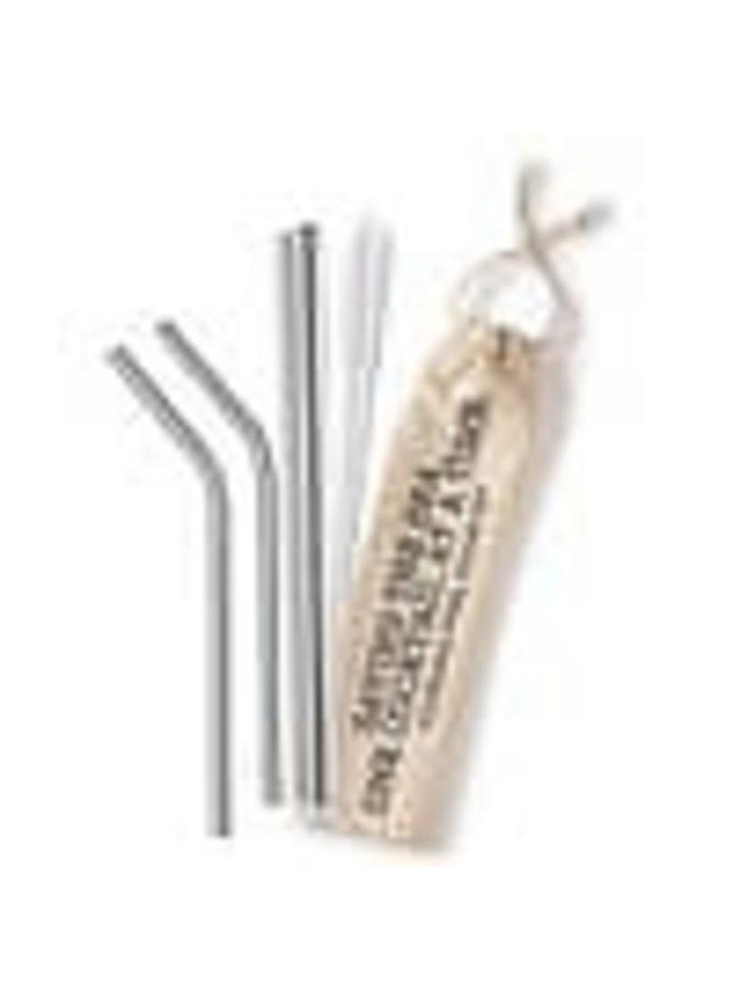 Stainless Steel Straws, Saving the Sea