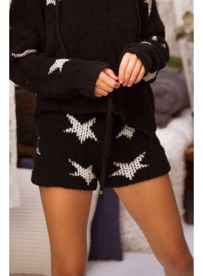 Soft & Cozy Star Shorts