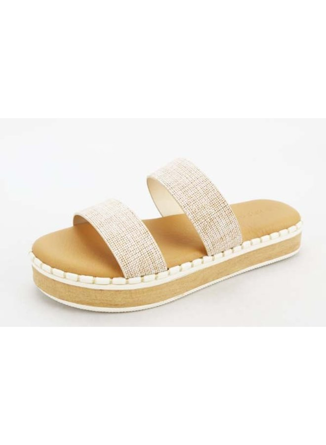 Daily Sandal PVC Natural
