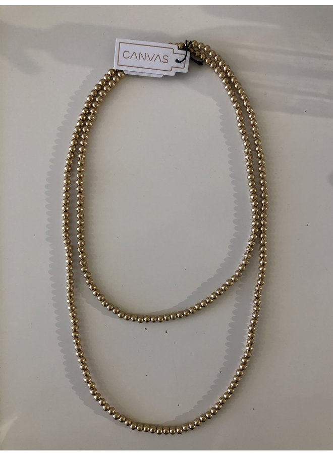 Caterina Necklace Gold