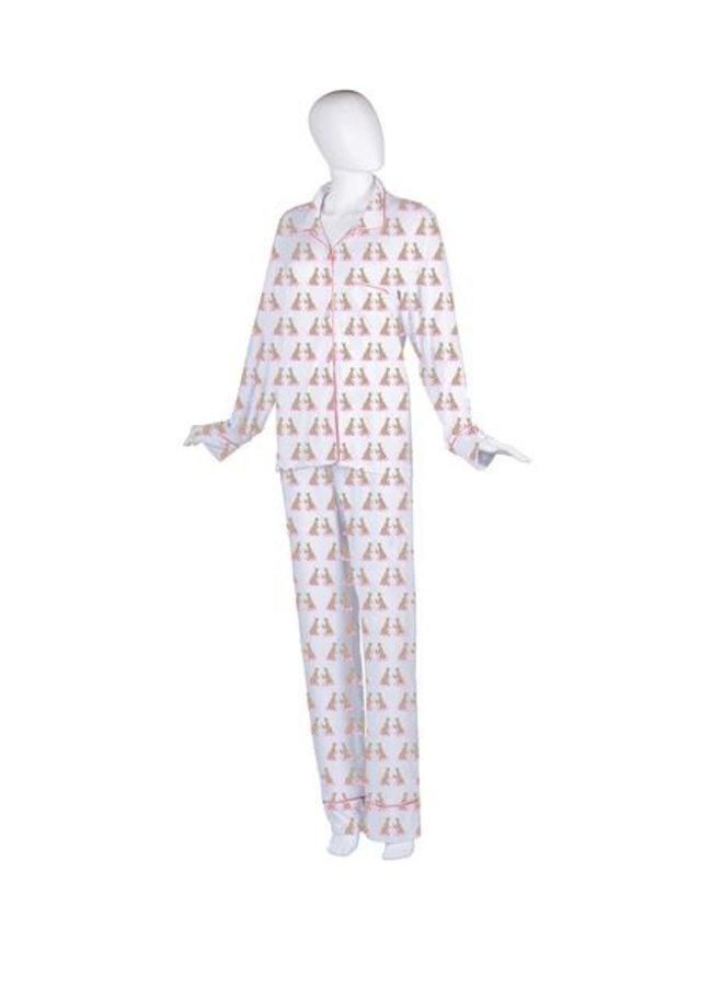 Zoe & Chloe Pajama Set