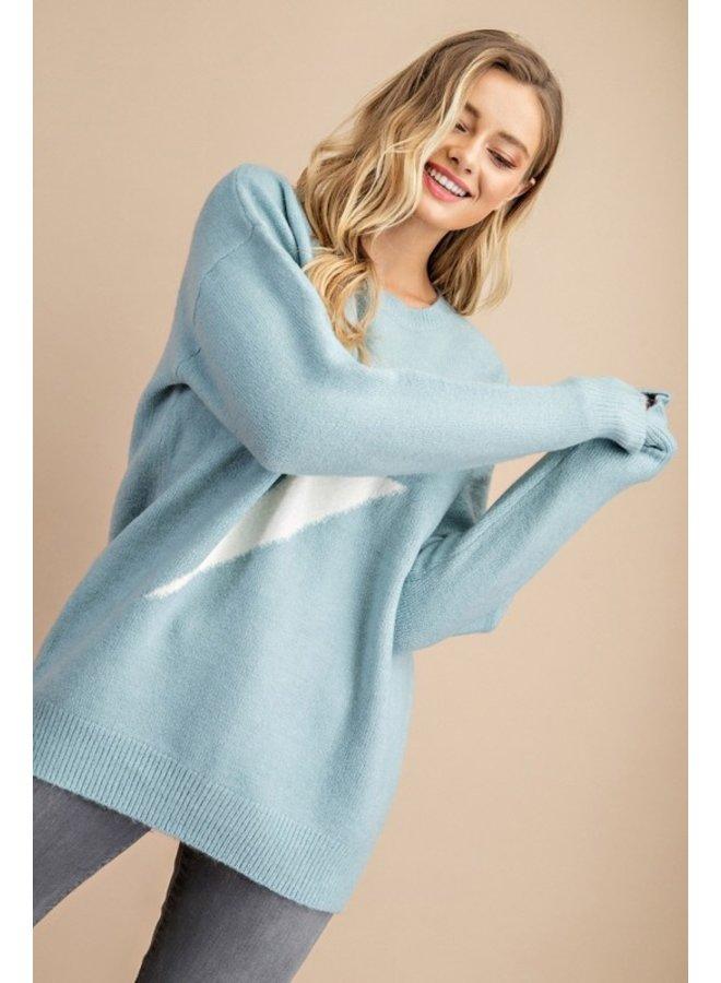 Thunder Bolt Sweater