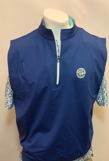 FOOT JOY FOOTJOY PERFORMANCE HALF ZIP JERSEY VEST