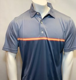 FOOT JOY FOOTJOY JACQUARD TOP COLOR BLOCK POLO