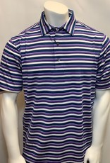 FOOT JOY FOOTJOY LISLE MULTI STRIPE POLO