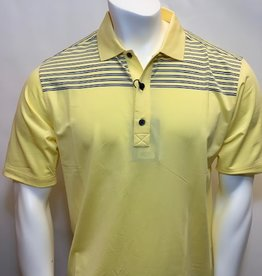 FOOT JOY FOOTJOY FEEDER STRIPE COLOR BLOCK TOP