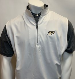 FOOT JOY FOOTJOY HALF ZIP PULLOVER VEST