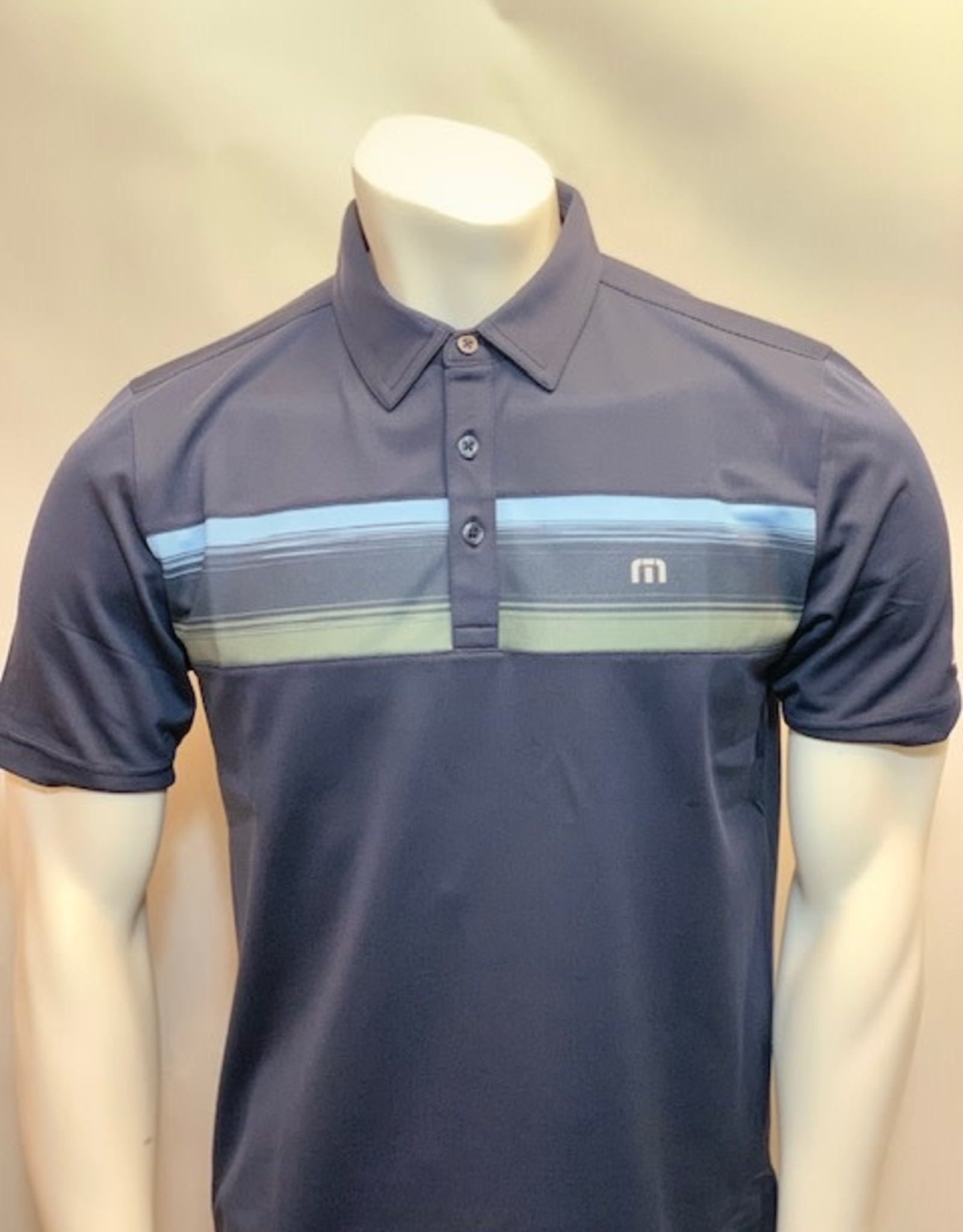 TRAVIS MATHEW TRAVIS MATHEW PAR TEE POLO