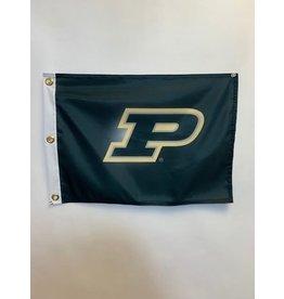 PURDUE FLAG BLACK