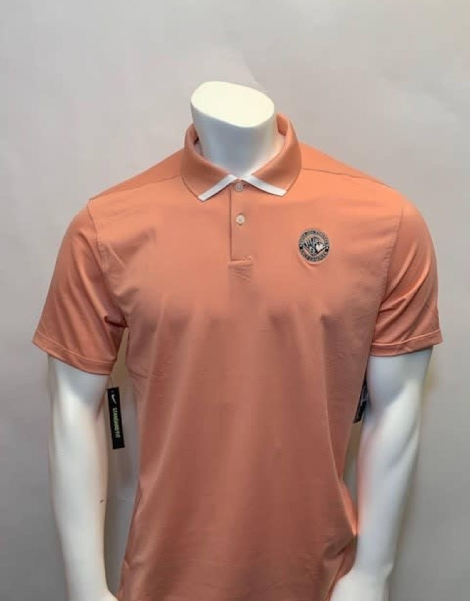 NIKE NIKE VAPOR SOLID TIPPED POLO