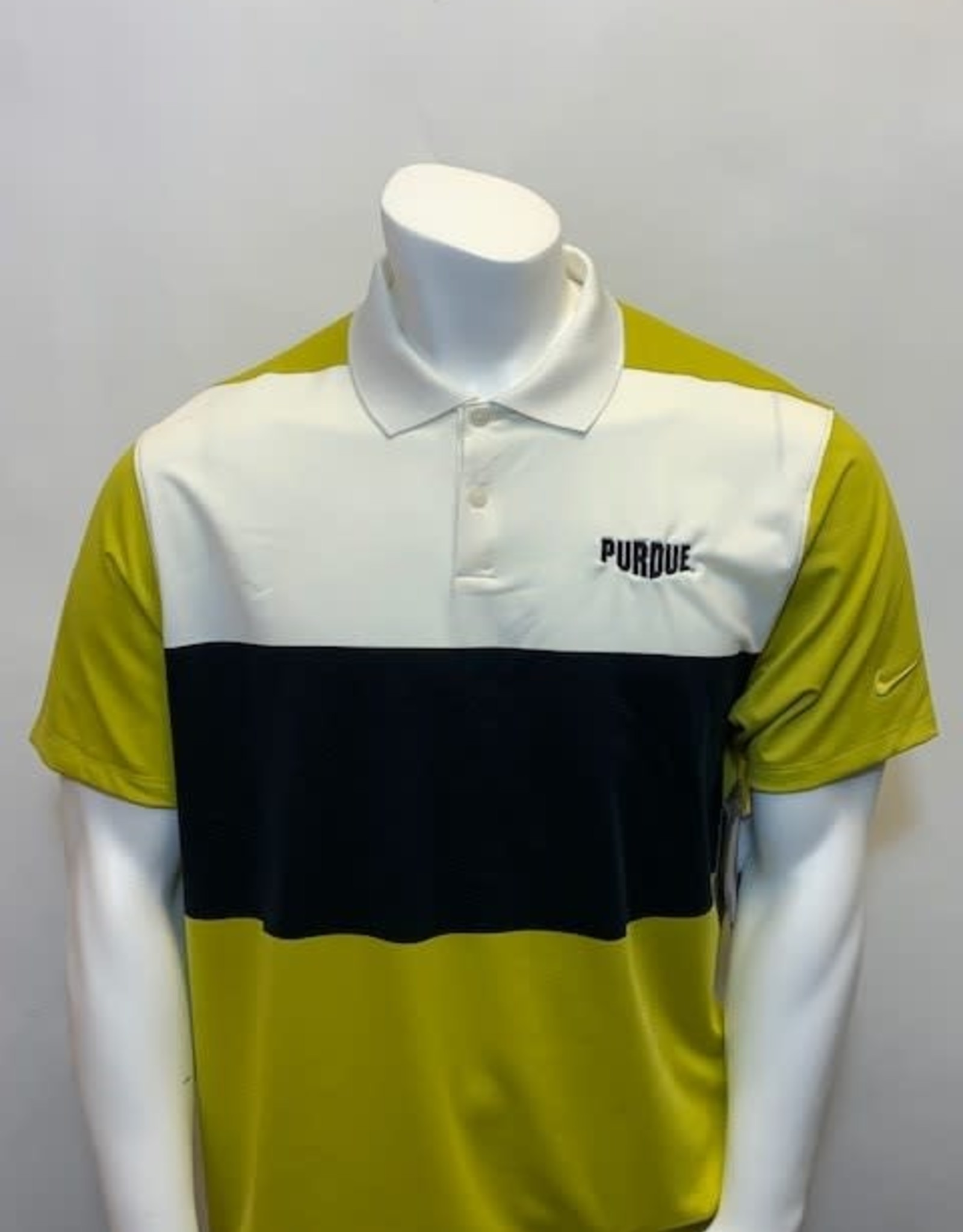 NIKE NIKE PERFORMANCE COLOR BLOCK POLO