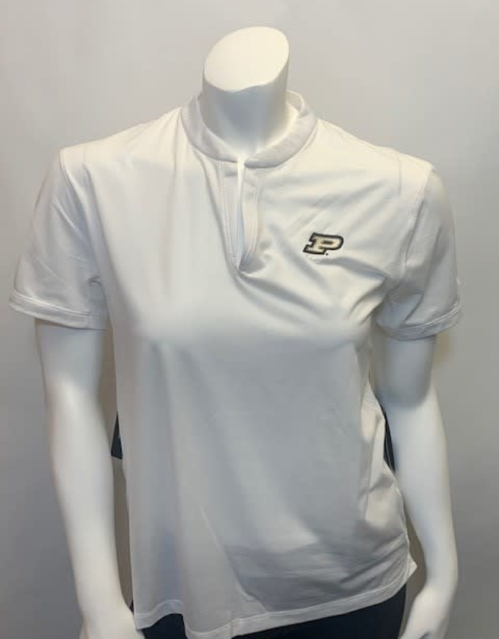 NIKE NIKE WOMEN'S V NECK POLO