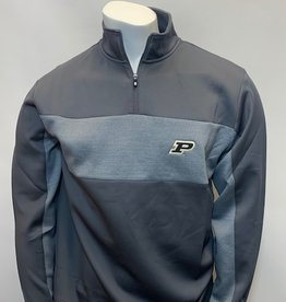 FOOT JOY FOOTJOY JERSEY PIECED 1/2 ZIP