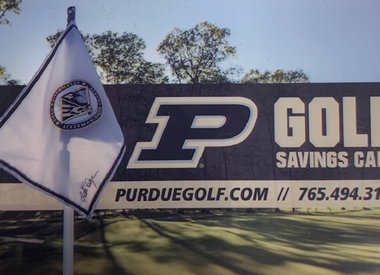 Purdue Golf Savings Card
