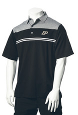 FOOT JOY FOOTJOY HEATHER COLOR BLOCK POLO