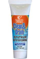 Clean & Drain